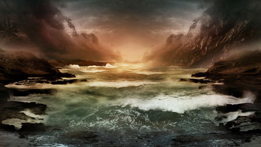 «Волны-убийцы»: раскрыта тайна Бермудского треугольника