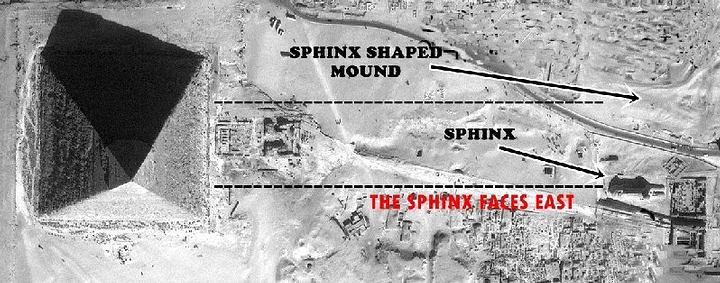 Великий Сфинкс в Гизе заговорил? «Крылатые» возвращаются?