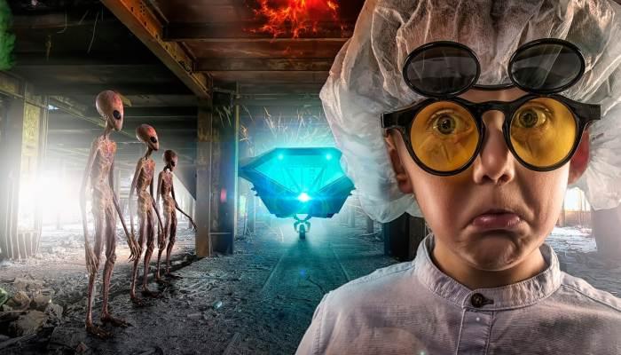 «NASA готовы сказать правду»: Людей готовят ко встрече с гуманоидами – конспиролог