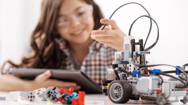 Дети подвержены влиянию со стороны роботов