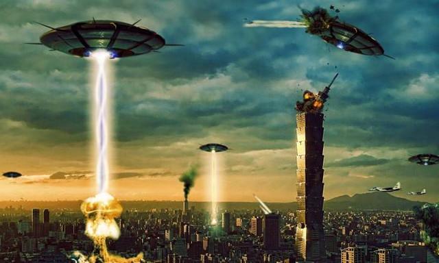 Инопланетяне устроят Апокалипсис на Земле
