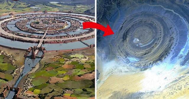 Атлантиду нашли в пустыне Сахара