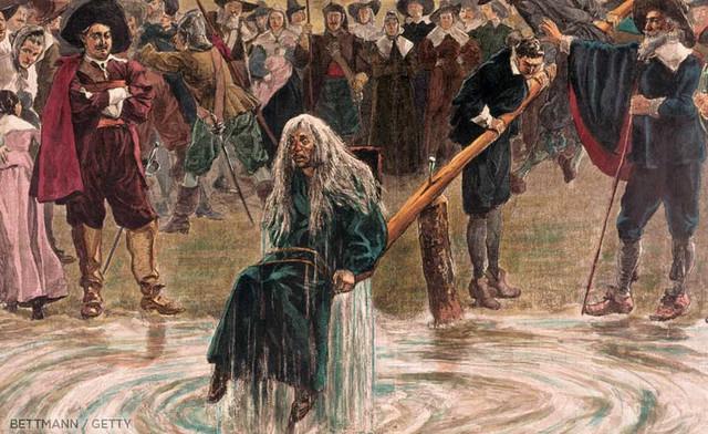 """Малоизвестные факты о процессе над """"ведьмами"""" в Салеме"""
