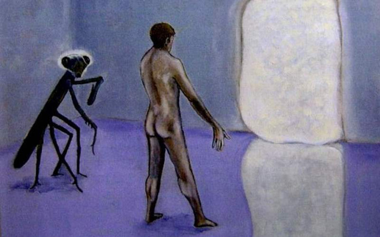 Странный секс с инопланетянами
