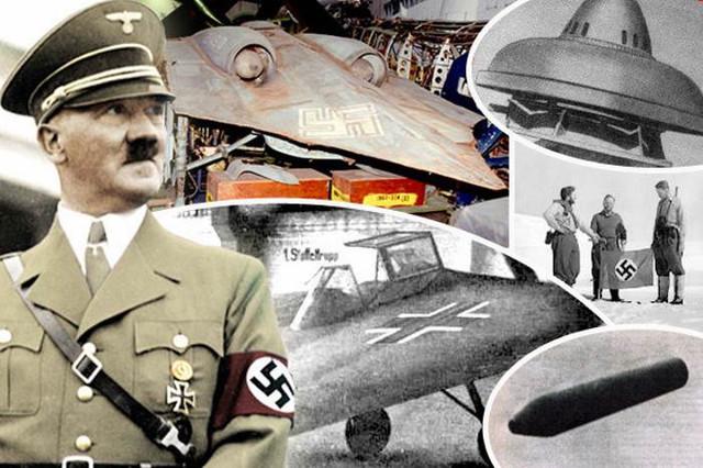 Гитлер рассказал слиперу правду об инопланетянах