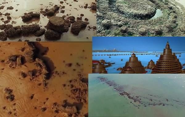 Затопленные древние руины у берегов Испании могут быть останками гавани Атлантиды
