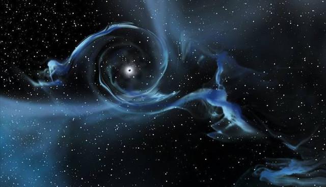 Из чего состоит пространство-время