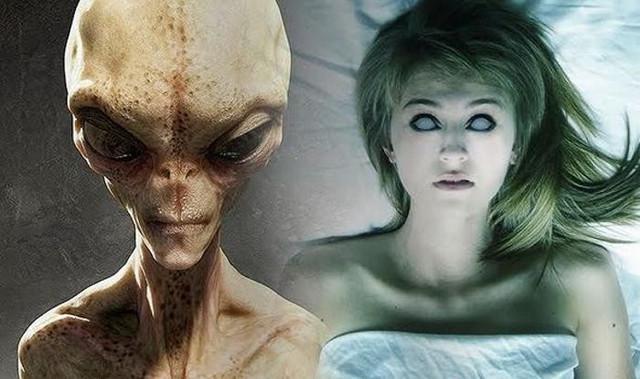 Инопланетяне похищают людей во сне