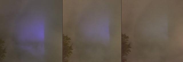 нло, фиолетовый свет, света, объект, ufo, aliens