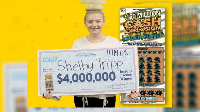 Женщина ощутила странное предчувствие и попросила дочь купить лотерейный билет. И он выиграл!