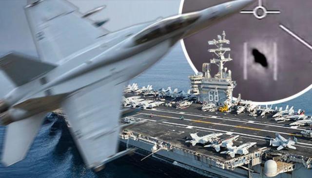Военные США всерьез относятся к сообщениям об НЛО