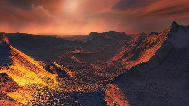 У соседней звезды обнаружили суперземлю