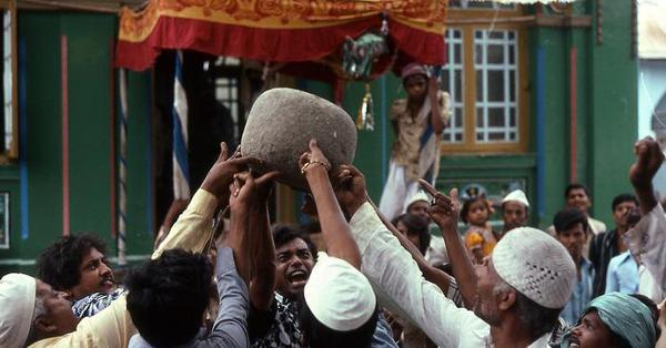 Загадка Парящего камня Шивапура