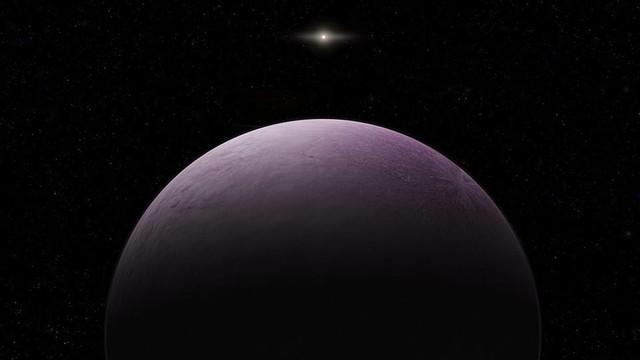 На самом краю Солнечной системы обнаружили загадочную розовую планету