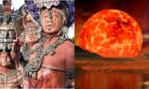 Нибиру похитила древних майя из-за владения высокими технологиями