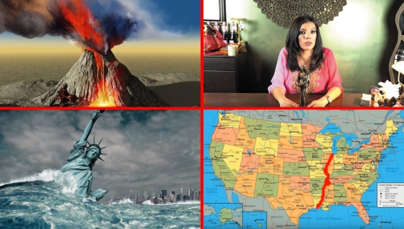Ясновидящая из Колумбии обещает год катастроф для всего мира и для США