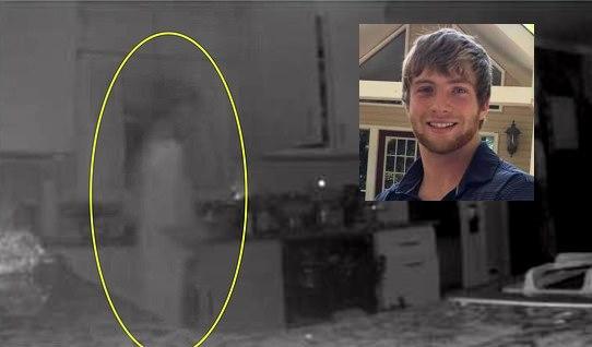 Камера наблюдения в доме американки засняла призрак ее сына, умершего два года назад