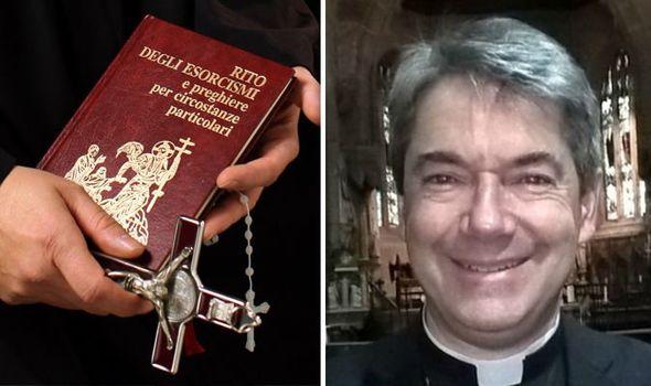 Мусульманская семья вызвала христианского священника, чтобы прогнать призрак монаха