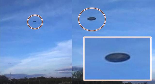 НЛО заметили над Мексикой