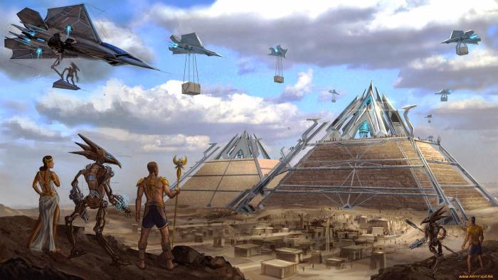 Забытые технологии древних цивилизаций