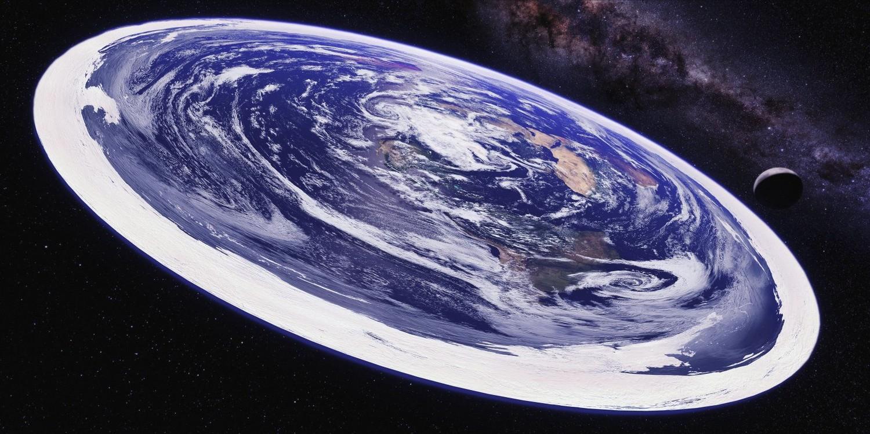 Число адептов плоской Земли растет