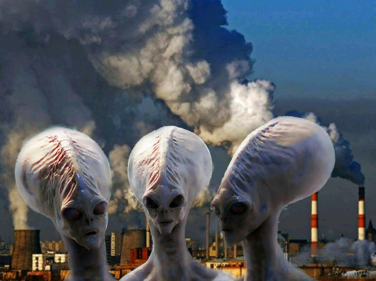 Пришельцы готовы загипнотизировать человечество