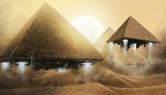 Миф о посещении Земли инопланетянами