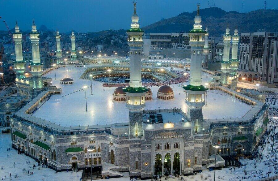 Заповедная Мечеть Масджид аль-Харам