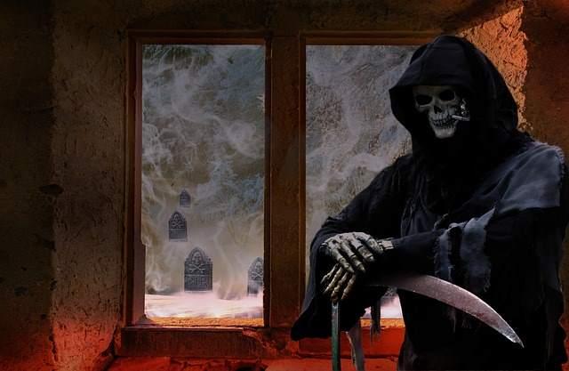 смерть, мистика, судьба