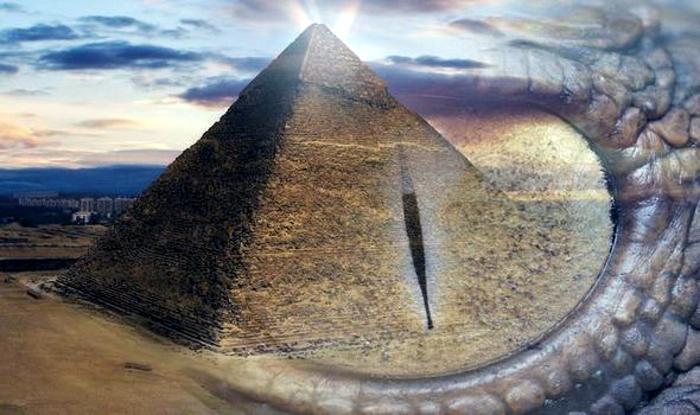 Пирамиды построили из-за крокодилов