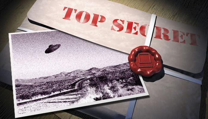 Обнародовали секретные данные о контактах с инопланетянами