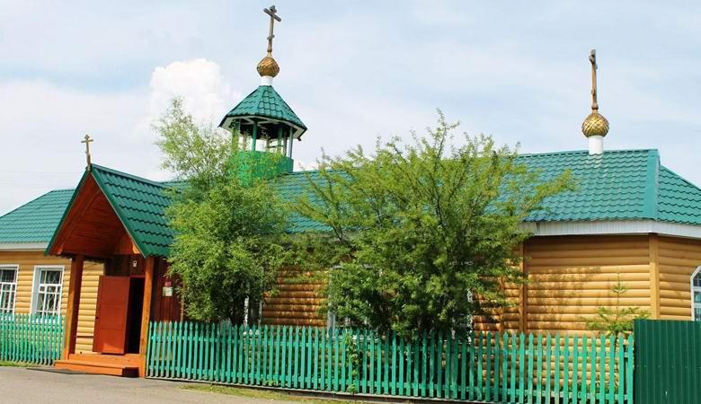 В поселке под Красноярском вот уже 18 лет мироточит икона