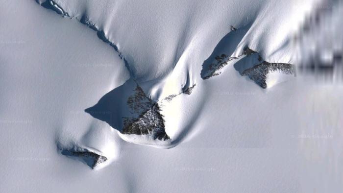 Антарктида - одна сплошная база инопланетян