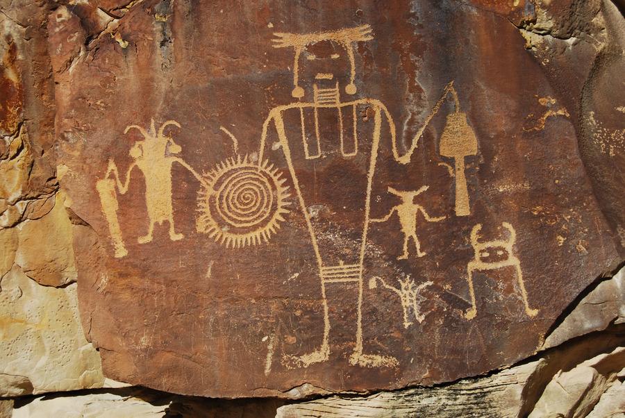 Тайны подземного народа Людей-муравьев из легенд индейцев хопи