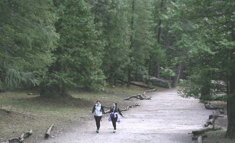 Пропажа людей в национальных парках Америки