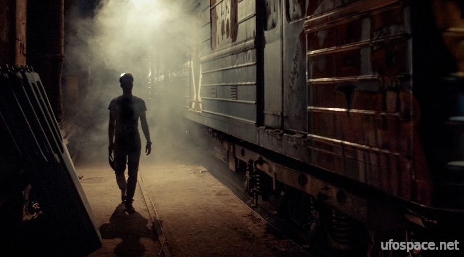 Черный машинист и другие страшные легенды московского метро