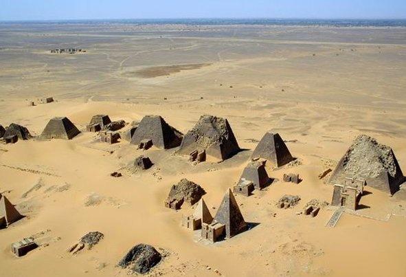 Древняя африканская цивилизация, письменность которой так и не смогли расшифровать