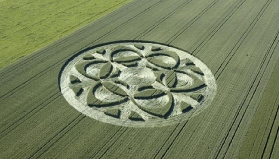 Как правильно трактовать круги на полях?