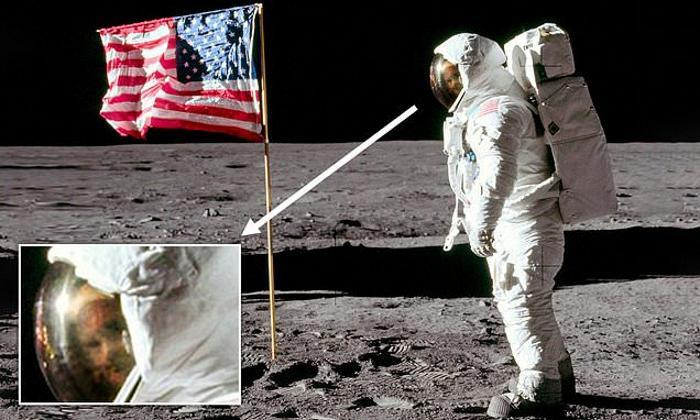 покрытие фото с луны подтверждение присутствия американцев этого волоф
