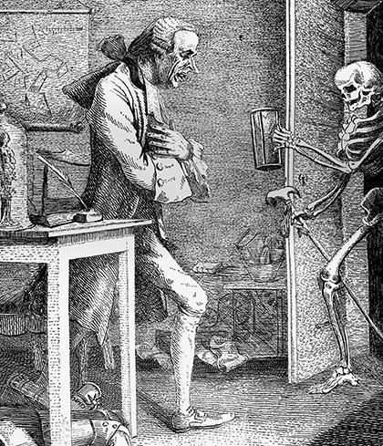 Зачем Охотники За Вампирами Выкапывали Мертвецов?