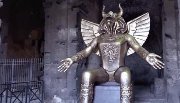 Ватикан Возрождает Культ Молоха