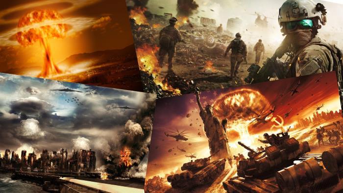 Третья Мировая Война Начнется Через 2 Месяца