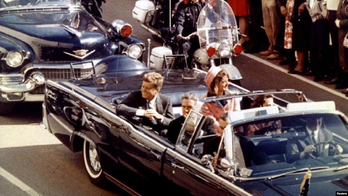 Гибель Джона Кеннеди. Не Организуйте Заговоров