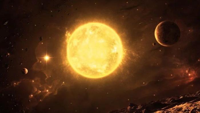 Наше Солнце - Не Совсем Обычная Звезда