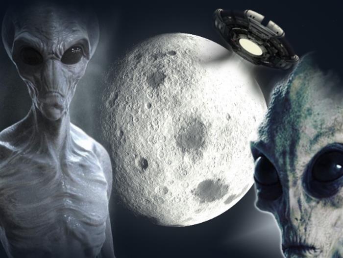 Инопланетяне Не Пустят Землян На Луну