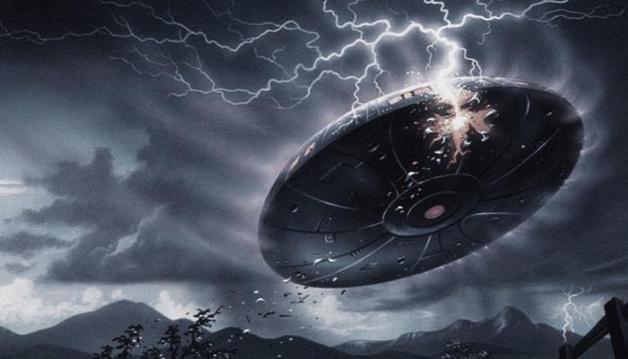Как НЛО Устроили Дуэль Над Кольским Полуостровом?