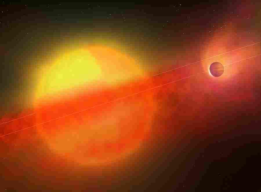 У Близких К Солнцу Звезд Открыто Шесть Испаряющихся Планет