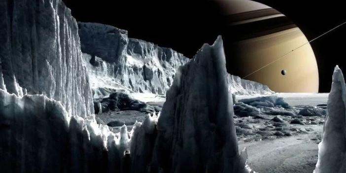 Ледяная Луна Сатурна Может Оказаться Интереснее, Чем Считалось, Ранее