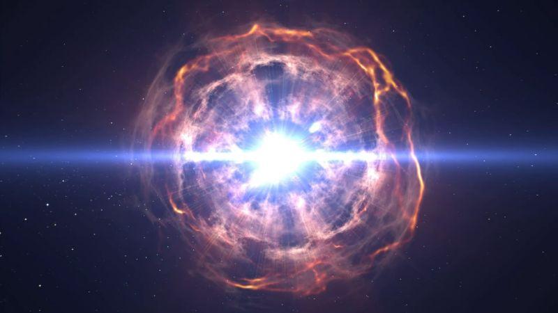 Самые Яркие Объекты Вселенной В Трех Интерактивных Измерениях