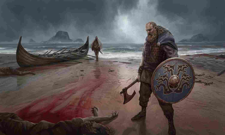 Трагедия Викингов. Почему Они Не Прижились В Гренландии